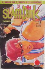 PLANET MANGA SLAM DUNK VOL. N.12 1998 INOUE TAKEHIKO