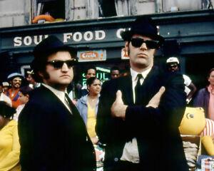Blues Brothers (John Belushi & Dan Aykroyd) - 8x10 Color Photo