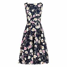 Unbranded Retro Dresses for Women with Belt