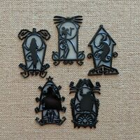 Nightmare Before Christmas Silhouette Pin 2017 Disney DSSH DSF LE 150 300