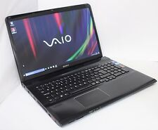 "Sony VAIO Laptop: 17.3"": Core i7-3612QM, 12GB RAM, 500GB"