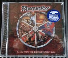 RHAPSODY Tales From The Emerald Sword Saga 2004 CD Compilation