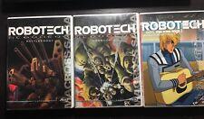 The Robotech Legacy Collection Macross Saga  DVD