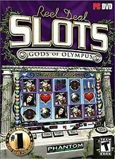 Reel Deal Slots: Gods of Olympus (PC, 2011)