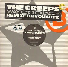 THE CREEPS - Way Cool (Remixed By Quartz) - Btech