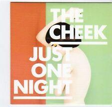 (EZ45) The Cheek, Just One Night - 2010 DJ CD