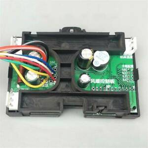24V 8 line 9 holes Fuel vehicle air heater main board controller accessories