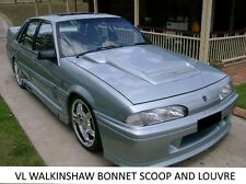 VL COMMODORE WALKINSHAW BONNET SCOOP AND LOUVRE