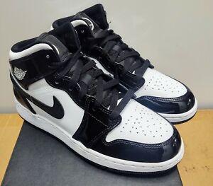 Nike Air Jordan 1 Mid SE ASW All-Star Carbon Fiber DD2192-001 New W/Box Size 6