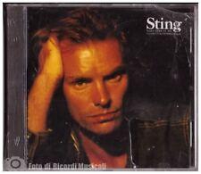 STING - NADA COME EL SOL **NUOVO SIGILLATO** 1988 Bollino bianco rosso siae