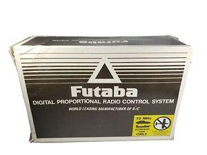 Futaba Attack FP-T2NL Digital 2 Channel System R/C Transmitter Remote Control