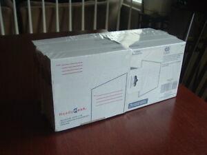 (8) USPS Postal Service Shipping Boxes NEW 5 3/4 x 5 1/4 x 1 1/8 Ready Post