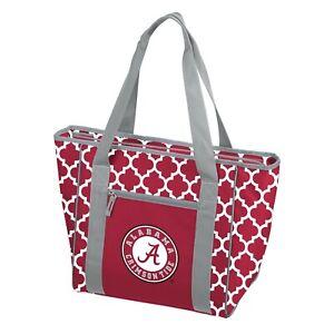Alabama Crimson Tide 30 Can Cooler Tote Bag