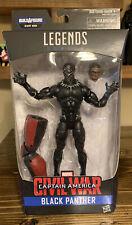Marvel Legends - BLACK PANTHER Action Figure - CIVIL WAR WAVE 2 Giant Man BAF