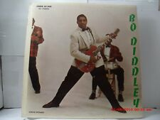 """BO DIDDLEY -(LP)- SELF TITLED WITH   """"I'M A MAN"""" & """"WHO DO YOU LOVE""""  CHESS-1958"""