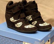 Vera Wang Shoes Simply Vera SVAPRESSNAKE Ankle Boots Sz:10 Black/Snake..NIB