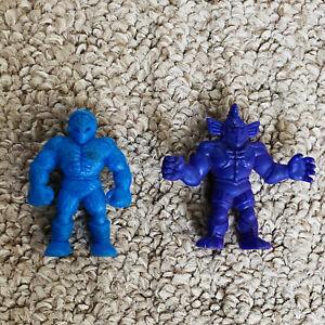 M.U.S.C.L.E Men Figures Muscle Men Figures Kinnikuman Cosmix Vintage Toys
