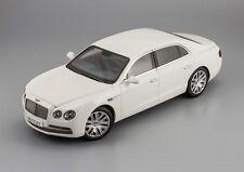 Kyosho Bentley Flying Spur W2 Glacier White 1/18