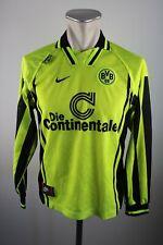 Borussia Dortmund Trikot 1996-97 Gr. Kinder XL 164-176 BVB 09 Nike Continentale