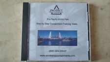 Pro-tect Shrink Wrap Boat Large Objects Training Video DVD