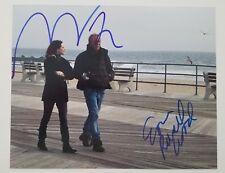 Mickey Rourke & Evan Rachel Wood Dual Signed The Wrestler 8x10 Photo RAD