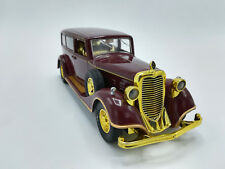 1:32 Cadillac The Chinese Emperor's Car Toy Diecast Model Red Classic collection