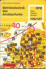 Henske, Hans-Joachim – Betriebstechnik des Amateurfunks - 1970