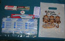 colgate dental heath kit with ultra soft& souple tooth brush