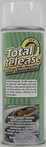 Hi-Tech Total Release Odor Eliminator Fogger, New Car *******SUPER FAST SHIPPING