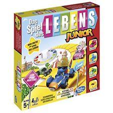 Hasbro Spiele Das Spiel des Lebens Junior Familienspiel Kinder Partyspiel NEU