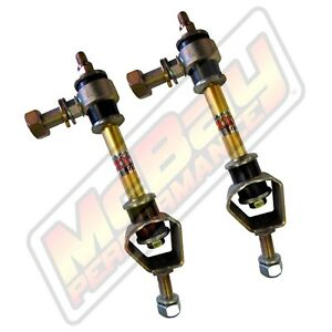 Pair Set of 2 Rear Suspension Stabilizer Bar Links for Ram 2500 14-17