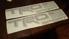 TRD 4x4 Sport Tundra Tacoma Decal Sticker Kit Custom 14 15 16 17 18 USA Flag