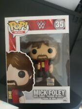 FUNKO POP WWE Mick Foley 35 rare Vaulted