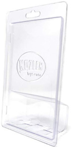 Hot Wheels Protective Case by Nozlen for Most Basic Cars 1:64 Scale- 50pk