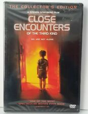 Close Encounters of the Third Kind Dvd, 2002 Factory Sealed