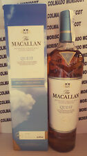 WHISKY H.SINGLE MALT THE MACALLAN QUEST TRAVEL EDITION 40% 100cl 1000ml 1,0L