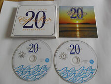 CAFE DEL MAR  1980-2000 / 20th Anniversary (2CD 2000)