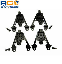 Hot Racing Axial SCX10 Aluminum Front Rear Shock Mount Hoops SCX28X01