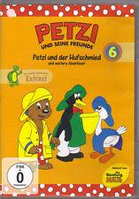 Petzi und seine Freunde 06 - Petzi und der Hufschmied und weitere Abenteuer