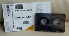 System Of A Down – Steal This Album! Tape Ukraine  Cassette