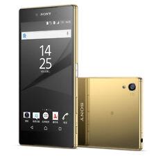 Sony Xperia Z5 Premium E6883 (Dual SIM) Doré 32 Go Android Désimlocké Smartphone