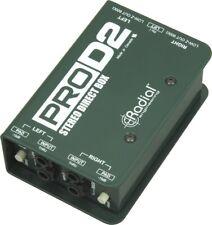 Radial Engineering Pro D2 (Open Box)