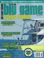 The Edge Big Game Fishing Journal Magazine - May / June 2019