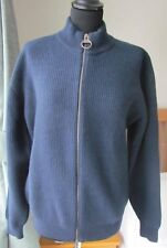Nuevo Azul Marino Para hombre Barbour deportivos gasolina corderos lana chaqueta talla S
