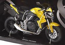 HONDA CB1000R AUTOMAXX 1:12 60110 DIECAST MODEL GOLD BLACK