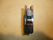 Federal Pacific FPE Stab-Lok Single Pole 20 Amp Circuit Breaker