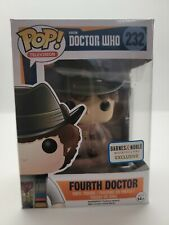 Fourth Doctor Jelly Beans #232 Doctor Who Funko Pop! Barnes & Noble Exclusive