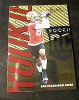 2018 Absolute Football #139 Richie James RC San Francisco 49ers