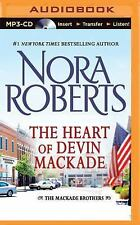 The MacKade Brothers: The Heart of Devin MacKade 3 by Nora Roberts (2014, MP3...
