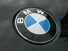 BMW 82MM Front Hood Or Rear Trunk Emblem Logo Car Badge - Ships Fast